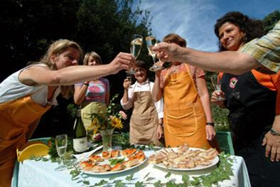 Italienisch sprachkurs und kochen in volterra toskana for Kochen italienisch