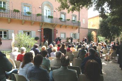 Ausstellung frank lloyd wright in villa palagione for Franco piani di lloyd wright